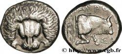 IONIA -ISLAS DI IONIA - SAMOS Tétradrachme
