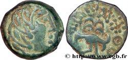 SÉNONS (région de Sens) Bronze YLLYCCI à l'oiseau, classe IV