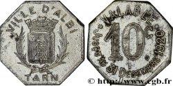 VILLE D'ALBI 10 Centimes AU
