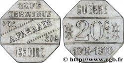 CAFE TERMINUS A.PARRAIN 20 Centimes SUP