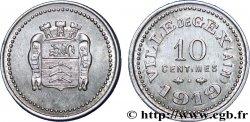 VILLE DE GEX 10 Centimes