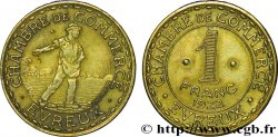 CHAMBRE DE COMMERCE D'EVREUX 1 Franc