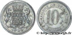 CHAMBRE DE COMMERCE 10 Centimes