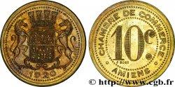 CHAMBRE DE COMMERCE ESSAI 10 Centimes AU