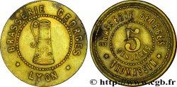 BRASSERIE GEORGES / THOMASSIN 5 Centimes