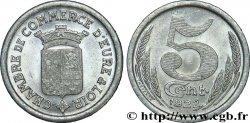 CHAMBRE DE COMMERCE D'EURE & LOIR 5 Centimes