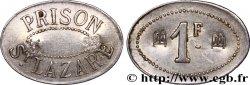 PRISON SAINT LAZARE 1 Franc