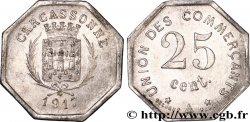 UNION DES COMMERCANTS 25 Centimes XF