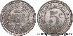COMPAGNIE FERMIERE DE L'ETABLISSEMENT THERMAL DE VICHY 5 Centimes