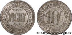 COMPAGNIE FERMIERE DE L'ETABLISSEMENT THERMAL DE VICHY 10 Centimes