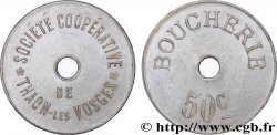 SOCIETE COOPERATIVE DE THAON-LES-VOSGES / BOUCHERIE 50 Centimes MBC