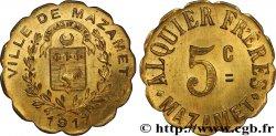 ALQUIER FRERES 5 Centimes