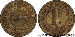 FAMILLE NOUVELLE 1 Franc