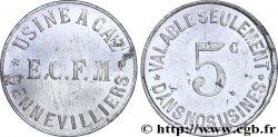 USINE A GAZ / E.C.F.M 5 Centimes