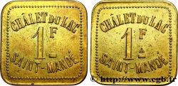 CHALET DU LAC 1 Franc