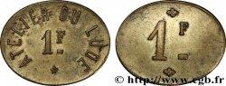 ATELIER DU LUDE 1 Franc
