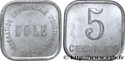 FEDERATION COMMERCIALE INDUSTRIELLE 5 Centimes XF
