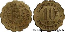 VILLE DE CHATOU COMMERCE INDUSTRIE 10 Centimes