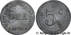 RESTAURANT COOPERATIF D P.A 5 Centimes