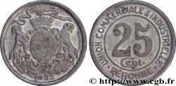 UNION COMMERCIALE & INDUSTRIELLE 25 Centimes
