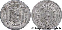 UNION COMMERCIALE ET INDUSTRIELLE 5 centimes