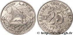 UNION LATINE / COMITE DU SUD-OUEST 25 Centimes