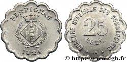 CHAMBRE SYNDICALE DES COMMERCANTS ESSAI 25 Centimes