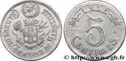 CHAMBRE DE COMMERCE DE MARSEILLE 5 Centimes