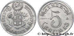 CHAMBRE DE COMMERCE DE MARSEILLE 5 Centimes VZ