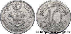 CHAMBRE DE COMMERCE DE MARSEILLE 10 Centimes