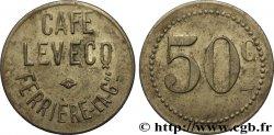 CAFE LEVECQ 50 Centimes