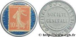 SOCIETE GENERALE Timbre 10 Centimes