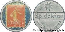 SPIDOLEINE Timbre 10 Centimes