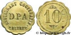 RESTAURANT COOPERATIF D.P.A 10 Centimes