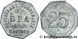 RESTAURANT COOPERATIF D.P.A 25 Centimes