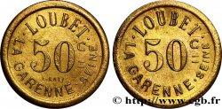 LOUBET 50 Centimes