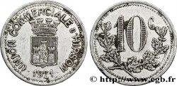 UNION COMMERCIALE D'HIRSON 10 Centimes