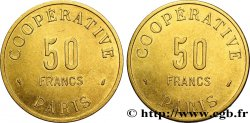 COOPERATIVE PARIS 50 Francs
