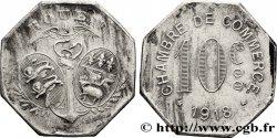 CHAMBRE DE COMMERCE ESSAI 10 Centimes TTB