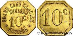 GRAND CAFÉ GLACIER - HUMARAU 10 Centimes