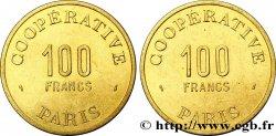 COOPERATIVE PARIS 100 Francs