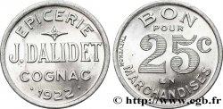 EPICERIE J. DALIDET 25 Centimes