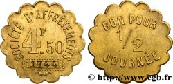 SOCIETE D'AFFRETEMENTS 4 FRANCS 50 CENTIMES Le Havre