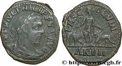 PHILIPPUS I. ARABS Sesterce