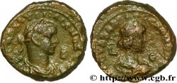 AURELIAN and VABALATHUS Tétradrachme XF