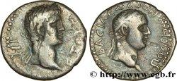 KINGDOM OF PONTUS - POLEMO II and NERO Drachme