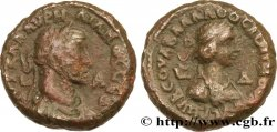AURELIAN and VABALLATHUS Tétradrachme