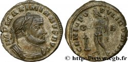 MAXIMIANUS HERCULIUS Follis ou nummus