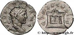 DIVI restitution de TRAJAN DÈCE Antoninien