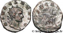 CLAUDIUS II GOTHICUS Antoninien AU/AU